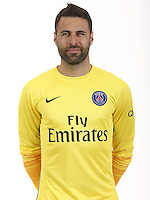 Salvatore Sirigu of PSG during PSG photo call for the 2016-2017 Ligue 1 season on September, 7 2016 in Paris, France<br /> Photo : C.Gavelle/ PSG / Icon Sport