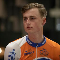 16-02-2019: Wielrennen: Teampresentatie Kanjers voor Kanjers: Hengelo<br />Sven Tellegen