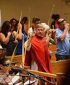 Palm Sunday at Our Lady of the Most Holy Rosary Catholic Church_gallery