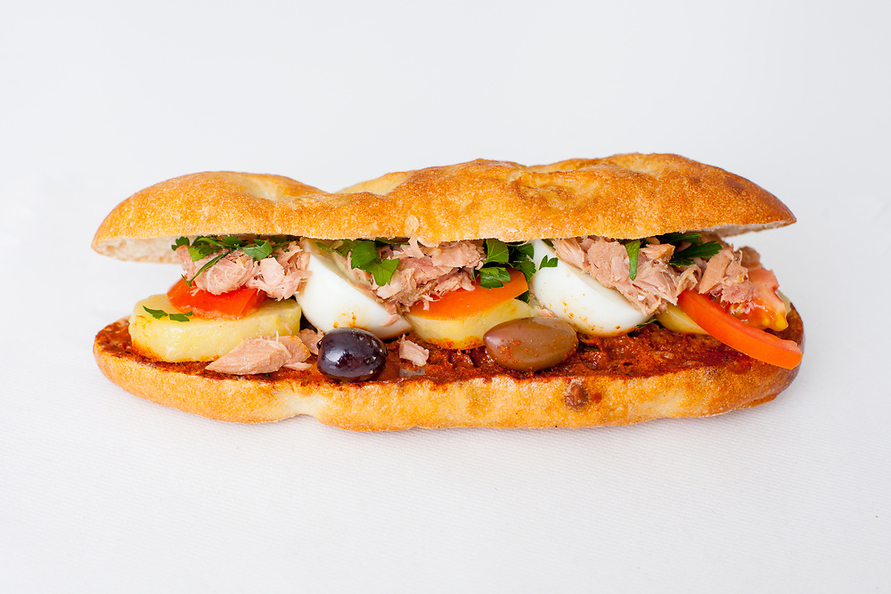 Tunisian Sandwich from Breads ($11.43)