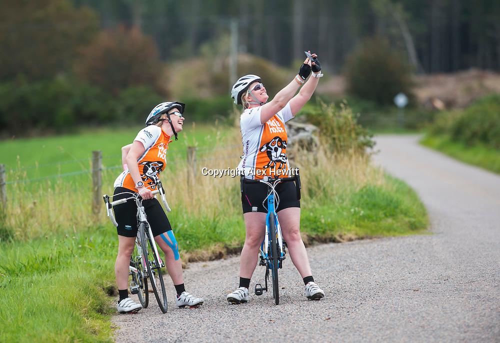 Ride the North 2016<br /> <br /> Day 1 - Rhynie to Culloden