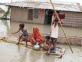 Flood In Northeast India-2003