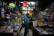 Belo Horizonte_MG, Brasil...80 anos do Mercado Central. Na foto detalhe do comercio...The 80 years of Mercado Central. In this photo the commerce..Foto: LEO DRUMOND / NITRO.