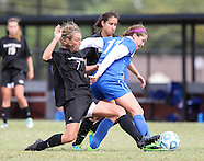 OC Women's Soccer vs Angelo State - 9/28/2013