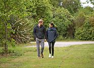 Meghan Markle & Prince Harry Visit Abel Tasman Park