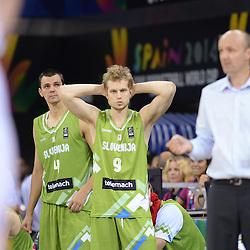 20140904: ESP, Basketball - 2014 FIBA World Championship, Slovenia vs Lithuania