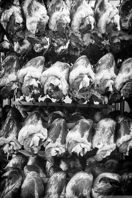 20150612- Olmen, Belgium, Hearts at a slaughterhouse