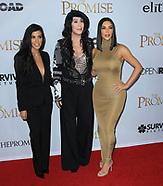 The Promise Premiere - Los Angeles 12 Apr 2017