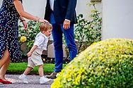 SOLLIDEN OLAND - Prince Oscar Crown Princess Victoria's 41st birthday, Oland, Sweden - 14 Jul 2018 ROBIN UTRECHT