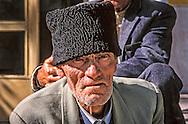 Man in Hat, Romania