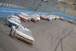 March 10, 2018 - Avondale, Arizona, United States of America - March 10, 2018 - Avondale, Arizona, USA: Matt Tifft (2) brings his race car down the front stretch during the DC Solar 200 at ISM Raceway in Avondale, Arizona. (Credit Image: © Chris Owens Asp Inc/ASP via ZUMA Wire)
