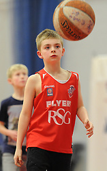 Bristol Flyers fan - Photo mandatory by-line: Dougie Allward/JMP - Mobile: 07966 386802 - 27/02/2015 - SPORT - basketball - Bristol - SGS Wise Campus - Bristol Flyers v Leeds Force - British Basketball League