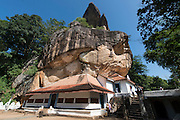 Ridi Viharaya or Silver Temple is a 2nd-century BCE Theravada Buddhist temple in the village of Ridigama,   Ridi Viharaya, has a series of caves and is home to some of the finest examples of Buddhist temple painting and sculpture.