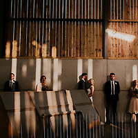 Against the Grain ~ Claire & Ben's Wedding at The Normans, York