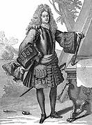 Sebastien Vauban (1633-1707) French military engineer. Engraving