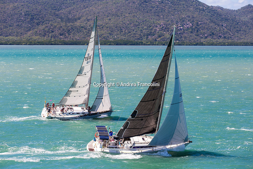 Sealink Magnetic Island Race week 2016<br /> 5/9/2016<br /> ph. Andrea Francolini<br /> TAP DANCER, STORM