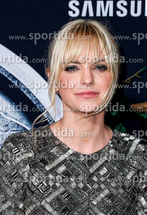 Anna Faris, Chris Pratt, Jurassic World - World Premiere, at the Dolby Theatre, June 9, 2015 - Hollywood, California, CelebrityPhoto. com. EXPA Pictures &copy; 2015, PhotoCredit: EXPA/ Photoshot/ Celebrity Photo<br /> <br /> *****ATTENTION - for AUT, SLO, CRO, SRB, BIH, MAZ only*****