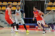Della Valle Amedeo<br /> Nazionale Senior maschile<br /> Allenamento<br /> World Qualifying Round 2019<br /> Bologna 13/09/2018<br /> Foto  Ciamillo-Castoria / M. Longo