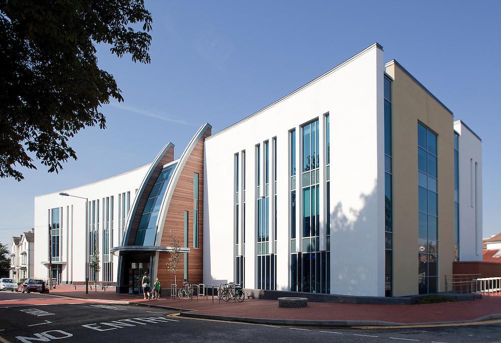 Ashford Gateway Building by Burns Guthrie Architects, Ashford, Kent