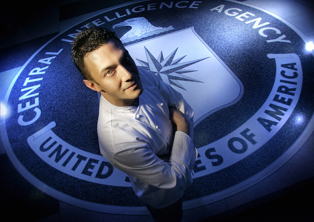 C.I.A. Head Chef DeFilippo<br />