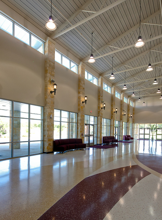 Dripping Springs High School Interior