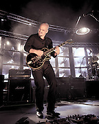 Joey Santiago of the Pixies performs at Paramount theatre in Seattle for a sold out crowd. Photo by John Lill