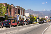 Shops of Downtown Azusa on Azusa Ave