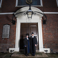 13.12.2015<br /> Images from a double Induction Ceremony for the Spanish and Portuguese Jews Congregation, held at Bevis Marks Synagogue, London.<br /> (C) Blake Ezra Photography 2015.