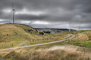 Te Apiti Windfarm, Palmerston North, New Zealand