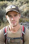 Rock Climber Kevander Baldwin