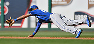 MLB Spring Training - Kansas City Royals v Cincinnati Reds - 7 MArch 2017