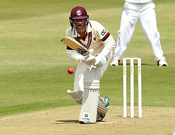Somerset's Tom Abell - Photo mandatory by-line: Robbie Stephenson/JMP - Mobile: 07966 386802 - 21/06/2015 - SPORT - Cricket - Southampton - The Ageas Bowl - Hampshire v Somerset - County Championship Division One