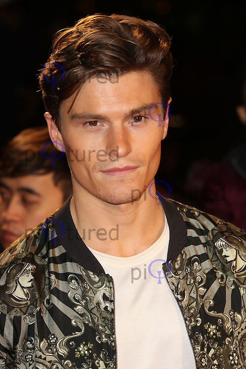 Oliver Cheshire, The Naked Heart Foundation's Fabulous Fund Fair, Roundhouse, London UK, 21 February 2017, Photo by Richard Goldschmidt