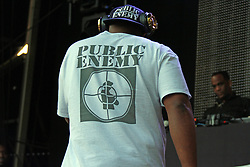 © London News Pictures. Public Enemy, Wireless 10, Finsbury Park, London UK, 28 June 2015, Photo by Brett D. Cove /LNP