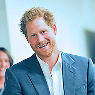 Prince Harry, South Africa