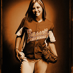 Kyle Green | The Roanoke Times<br /> June 04, 2010 Timesland softball player of the year 2010 -- Lauren Snead, Bassett.