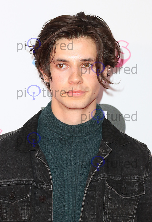 Cel Spellman, Radio 1 Teen Awards, SSE Arena Wembley, London UK, 22 October 2017, Photo by Richard Goldschmidt