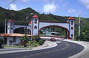 Umatac Bridge, Guam, Micronesia<br />