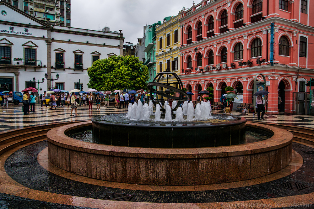 Fountain @ Senado Square