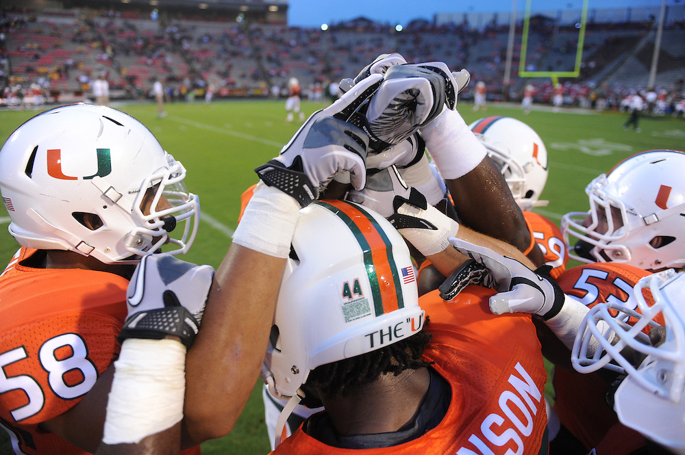 2011 Miami Hurricanes Football @ Maryland<br /> <br /> Miami Hurricanes Football