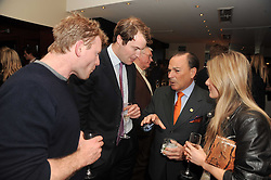 A party to promte the exclusive Puntacana Resort & Club - the Caribbean's Premier Golf & Beach Resort Destination, was held at The Groucho Club, 45 Dean Street London on 12th May 2010.