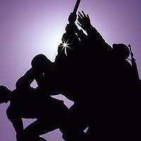 Iwo Jima Memorial, Arlington Virginia, USA