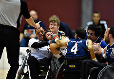 20140804 Frankrig - New Zealand  IWRF Wheelchair Rugby World Championship
