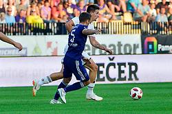 football match between NK Maribor and NS Mura in 2nd Round of Prva liga Telekom Slovenije 2018/19, on July 29, 2018 in Ljudski vrt, Maribor, Slovenia. Photo by Mario Horvat / Sportida