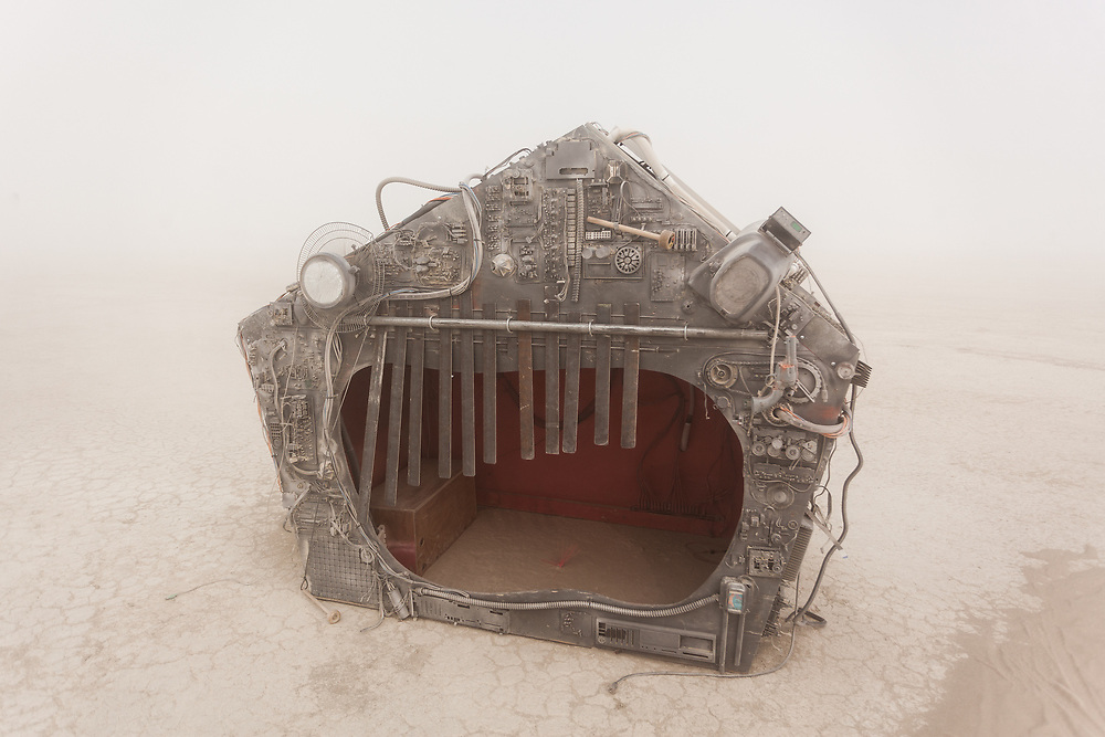 MEGALOPHONE by: Benzy and MegaloCrew from: Felton, CA year: 2018 My Burning Man 2018 Photos:<br />