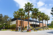 Harold Hutton Sports Center on Campus of Chapman University