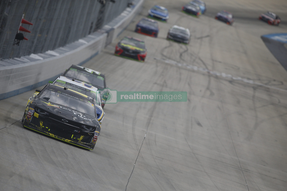 October 7, 2018 - Dover, Delaware, United States of America - Landon Cassill (00) battles for position during the Gander Outdoors 400 at Dover International Speedway in Dover, Delaware. (Credit Image: © Justin R. Noe Asp Inc/ASP via ZUMA Wire)