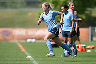 24 April 2008: Lindsay Tarpley. The United States Women's National Team held a training session on Field 3 at WakeMed Soccer Park in Cary, NC.