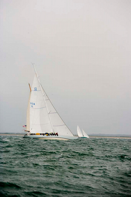 12 Meter Class US16 Columbia, 1958 America's Cup winner 2006 Opera House Cup, Nantucket