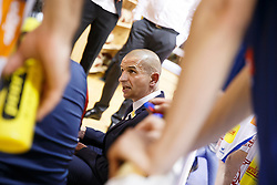 05.06.2017, Walfersamhalle, Kapfenberg, AUT, ABL Finale, ece Bulls Kapfenberg vs Redwell Gunners Oberwart, 4. Spiel, im Bild Head Coach Michael Schrittwieser (ece bulls Kapfenberg) // during the Austrian Basketball League final round 4th match between ece Bulls Kapfenberg and Redwell Gunners Oberwart at the Walfersam Sportscenter, Kapfenberg, Austria on 2017/06/05, EXPA Pictures © 2017, PhotoCredit: EXPA/ Erwin Scheriau